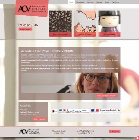 Avocat Anne-Caroline VIBOUREL